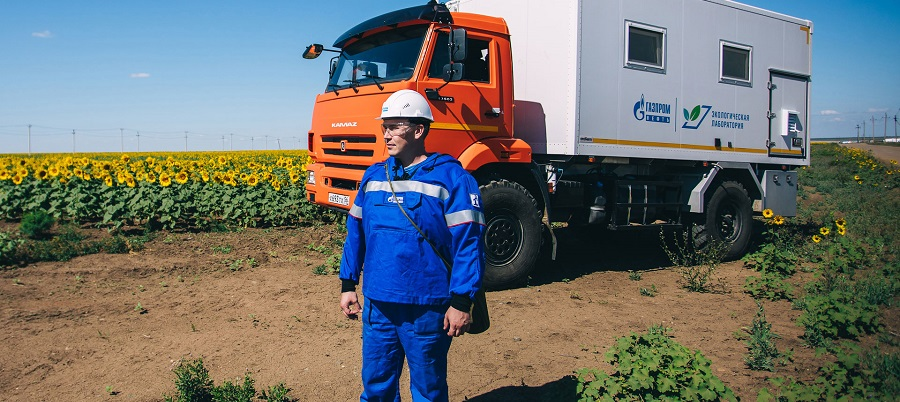 Газпром нефть совершенствует систему экологического мониторинга в Оренбургской области