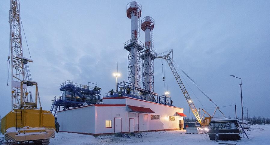 Компания АУМА поставила оборудование для Ярегского месторождения в Республике Коми