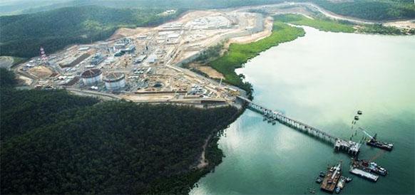 ExxonMobil прирастила запасы газа в Папуа-Новой Гвинее и возобновила производство СПГ