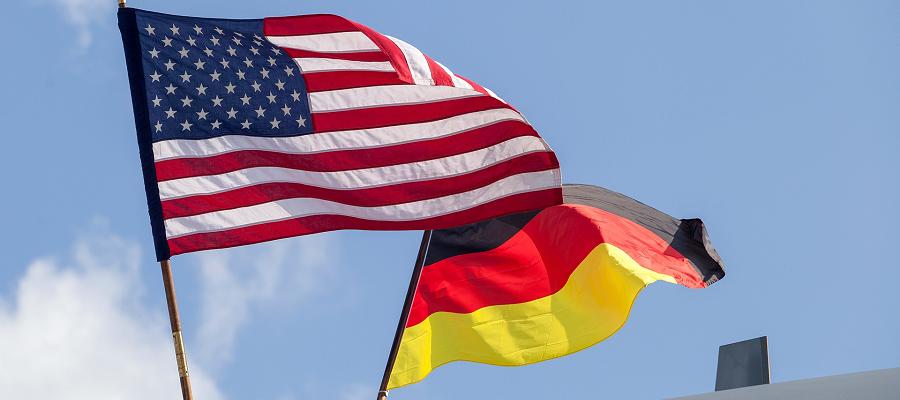 США и Германия обсудят газопровод Северный поток-2 на G7. Неловкий вопрос Мэтта Ли...