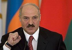 Александр Лукашенко назвал имя спонсора Белоруссии