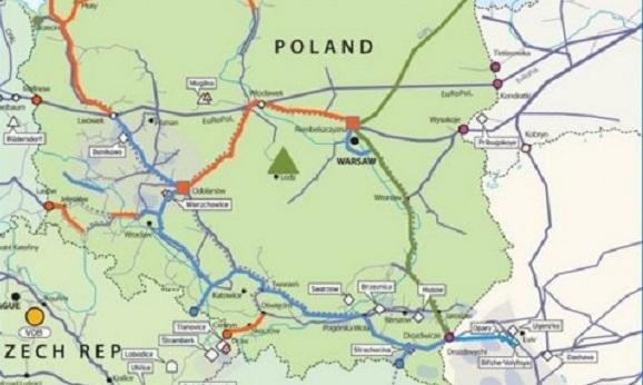 И Киев туда же. Украина через Польшу намерена с 2022 г начать импорт газа из Норвегии