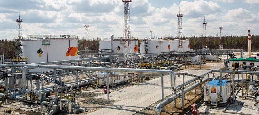 Роснефть увеличила ресурсную базу Верхнечонского НГКМ на 51,8 млн т и начала строительство нефтепровода от него к Даниловскому кластеру