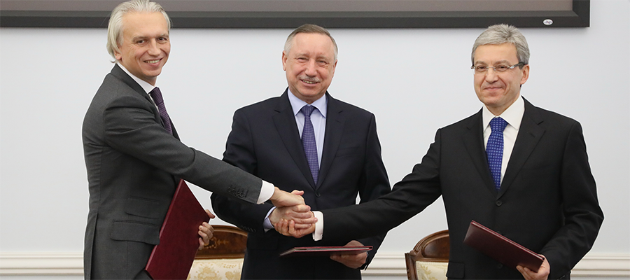 Газпром нефть примет участие в создании международного технологического хаба в г. Санкт-Петербург