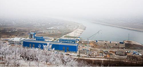 Китайская компания поучаствует в достройке украинской Днестровской ГАЭС