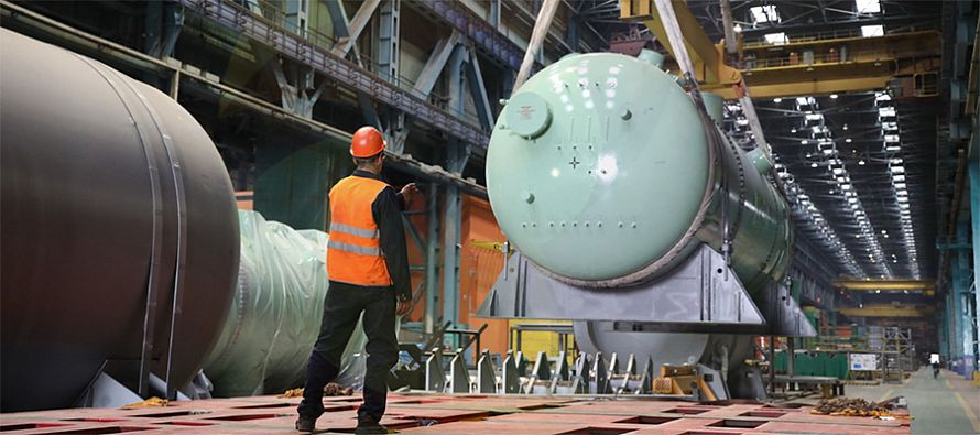 Main equipment of the reactor plant delivered to the construction site of Unit №3 of Kudankulam NPP