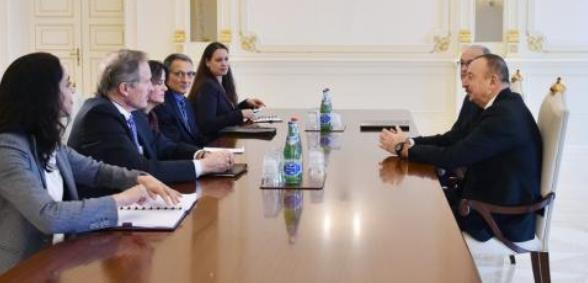 USA works with Azerbaijan to boost global energy security