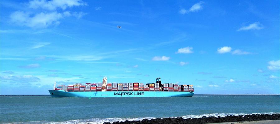 Maersk запустил пилотный проект морских перевозок на биотопливе