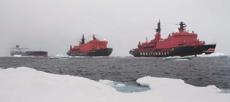 В Мурманске в 2020 г. создадут центр управления судоходством в Арктике