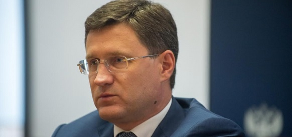 Мы видим постепенное сокращение запасов нефти. Интервью главы Минэнерго РФ  А. Новака