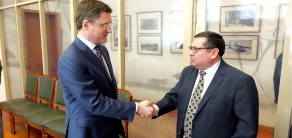 А. Новак: Российские компании заинтересованы в кооперации в области литиевой промышленности в Боливии