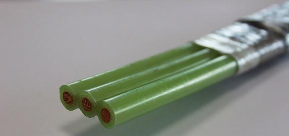 На заводе «Сибкабель» разработали сверхзащищенные кабели для погружных электронасосов