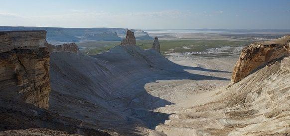 Нефтегазоносность плато Устюрт