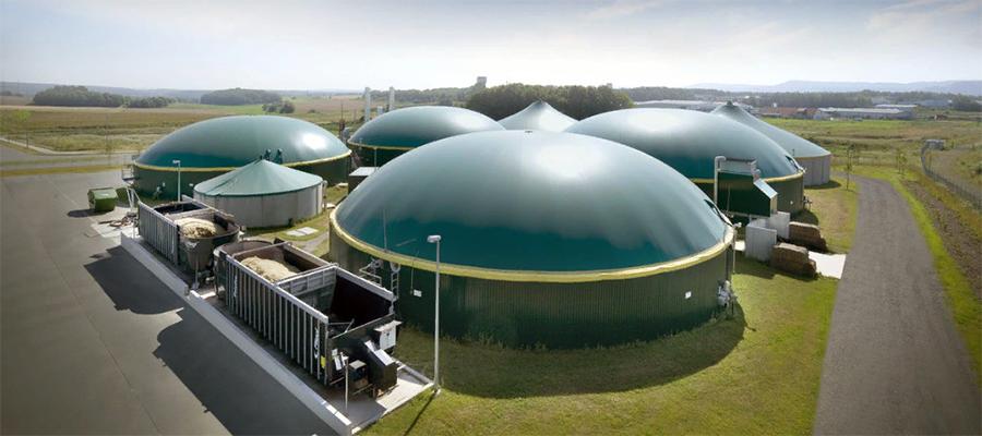 На полигоне ТКО Тихомирово в Московской области будет построена биогазовая электростанция