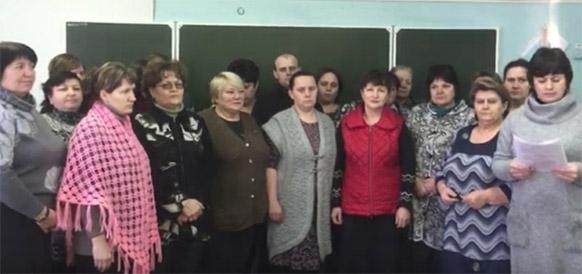 Жители села Аполлоновка Омской области обратились к В. Путину, в 2019 г. нет газа и воды. ВИДЕО
