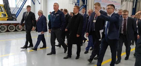 Как и было предписано. Газпром развивает сотрудничество с предприятиями российского ОПК