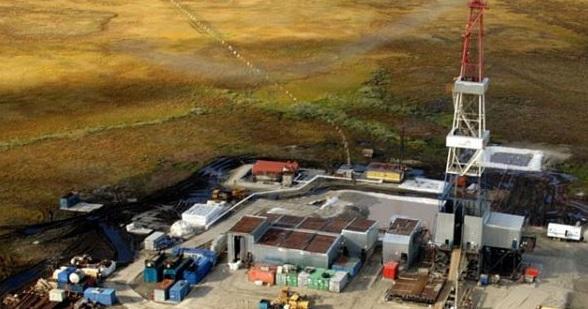 В рамках исполнения соглашения ОПЕК+ объем добычи нефти в республики Коми в 1-м полугодии 2017 г сократился почти на 9%