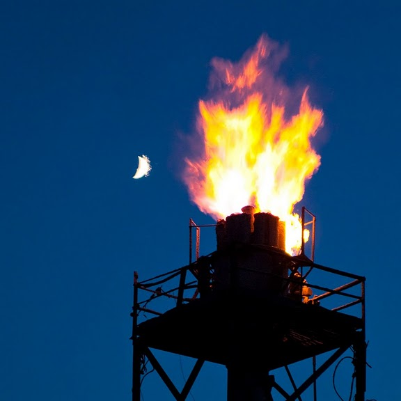 Потенциал рынка утилизации попутного нефтяного газа в Российской Федерации