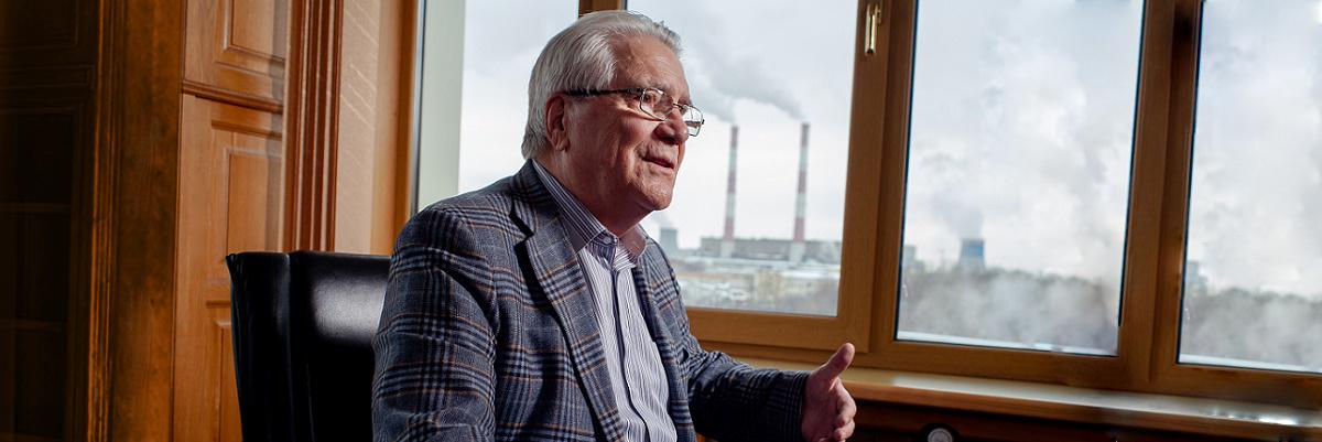 А.В. Гловацкий – про жизнь, профессию, страну и РУСЭЛПРОМ