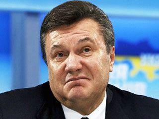 """Янукович снова говорит о сокращении закупок российского газа: """"Денег нет, цена неподъемная"""""""