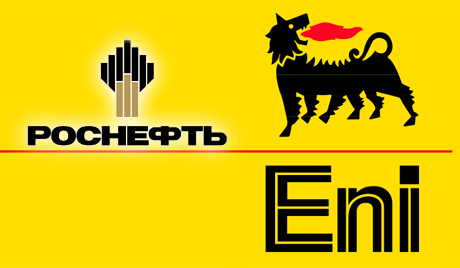 Rosneft and Eni Join Forces to Explore Fields in the Barents and Black Seas