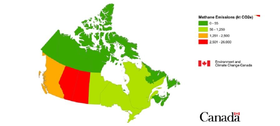 Энергетические ресурсы Канады