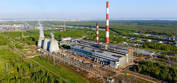 На Казанской ТЭЦ-3 запущен новый энергоблок мощностью 405,6 МВт, построенный в рамках комплексной модернизации