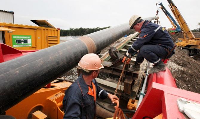 27 августа 2013 г начнется строительство молдавско-румынского газопровода Яссы - Унгены