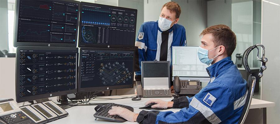 Digital industrial safety systems now being deployed at the Omsk Refinery