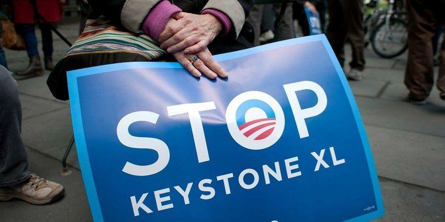 Д. Байден может отменить строительство нефтепровода Keystone XL