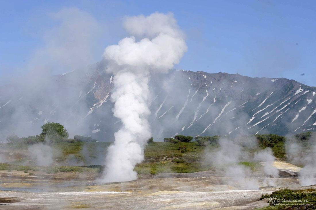 Росгеология предлагает развивать геотермальную энергетику на Дальнем Востоке