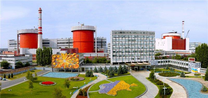 3-й энергоблок Южно-Украинской АЭС будет полностью переведен на ядерное топливо Westinghouse в 2018 г