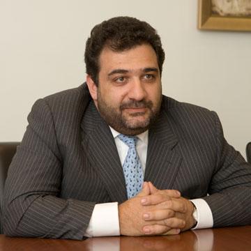 «В России ты не защищен», — Рубен Варданян, председатель совета директоров ГК «Тройка диалог»