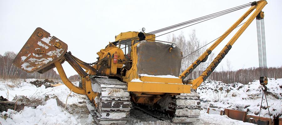 Газпром трансгаз Екатеринбург подготовил к зиме участок МГП Комсомольское - Челябинск