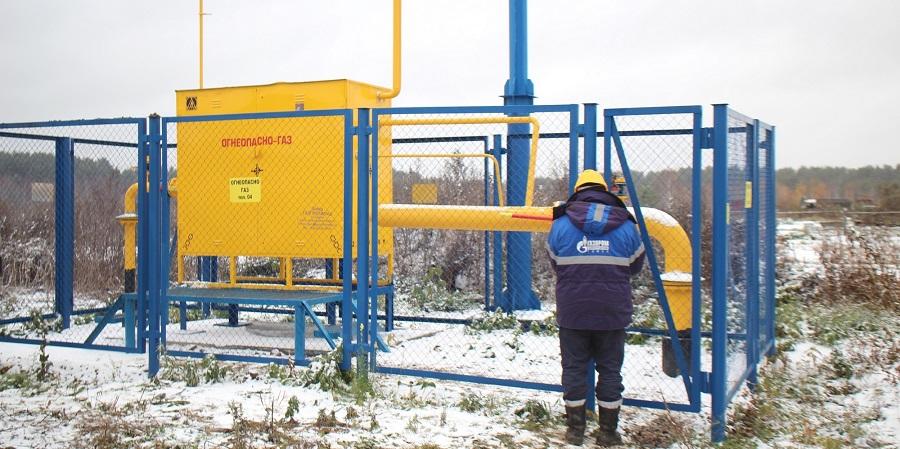 Микрорайон Сосновый бор в г. Томск подключен к газоснабжению