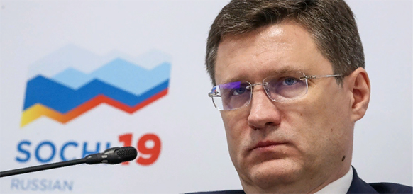 Russian energy minister: We avoided $25 oil with OPEC deal