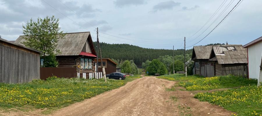 В Красногорском районе Удмуртской республики завершилось строительство межпоселкового газопровода