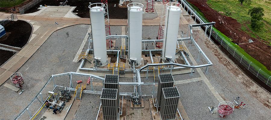 Ростех организует в Крыму СПГ-кластер для отработки отечественных решений по производству и потреблению СПГ