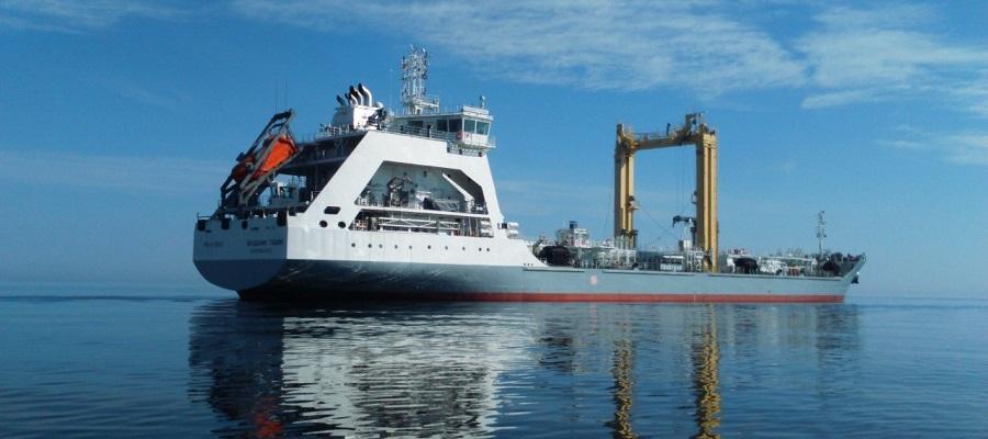Атомный крейсер «Петр Великий» обеспечил испытания нефтеналивного танкера «Академик Пашин» и принял участие в учении по передаче грузов на ходу