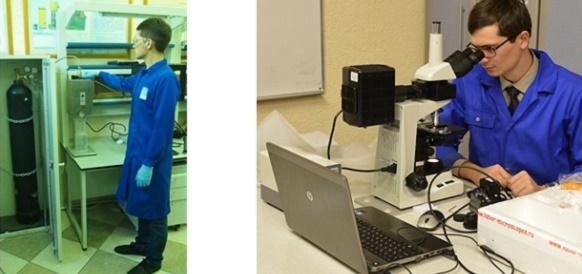 От лаборатории до скважины
