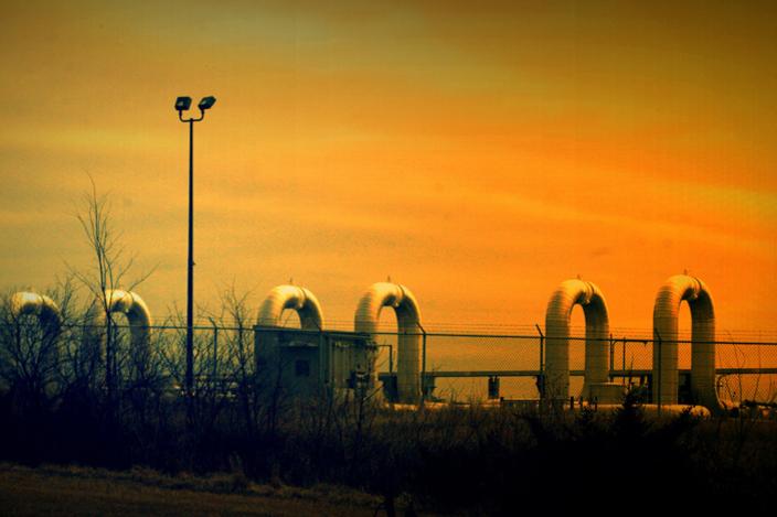 Украина  закачивает в подземные хранилища 20-34 млн м3/сутки газа за счет реверса и собственной добычи