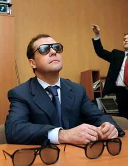 Дмитрий Медведев: мы просчитались…
