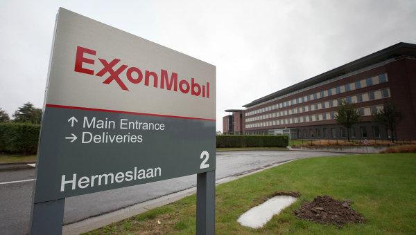 Чистая прибыль ExxonMobil в январе-июне 2015 г снизилась на 49%