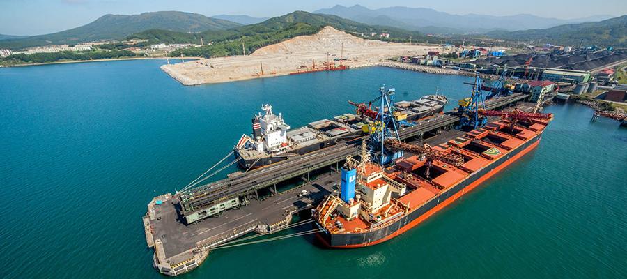 Восточный Порт за 6 месяцев 2019 г. увеличил перевалку угля до 12,92 млн т