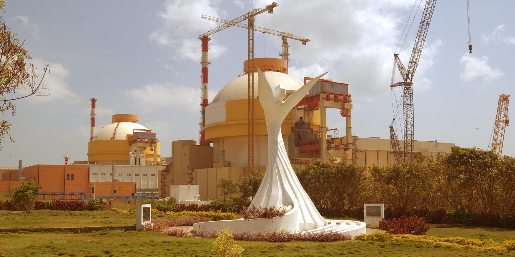 Отгружен корпус реактора для 4-го энергоблока АЭС Куданкулам