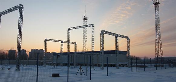 Кировэнерго продолжает строить новую подстанцию в г. Кирове