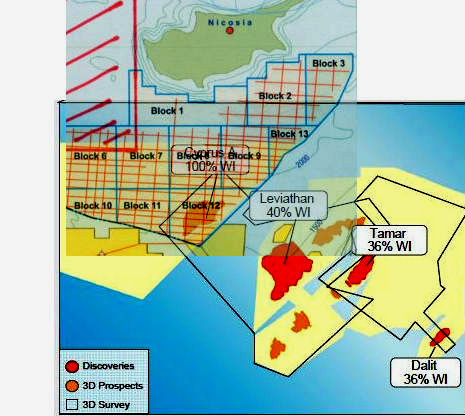 Кипр прекратил переговоры с консорциумом Total и Новатэка о геологоразведке на континентальном шельфе