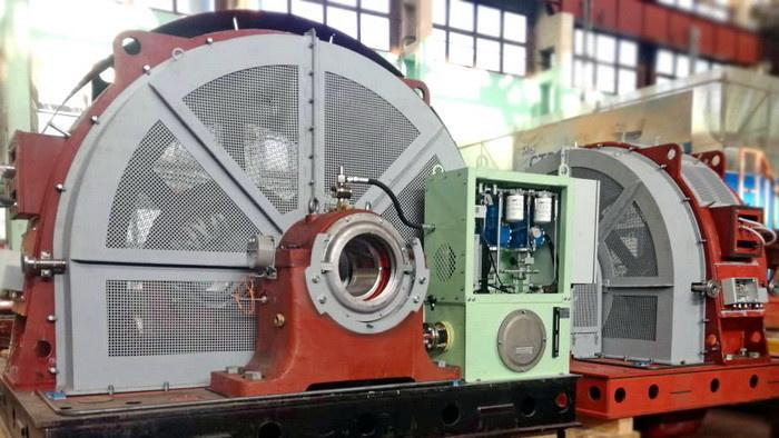 Русэлпром-ЛЭЗ изготовил гидрогенераторы для Усть-Джегутинской малой ГЭС