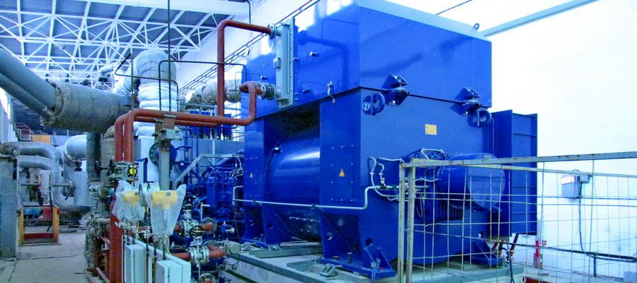 В Могилеве реконструируется старейшая электростанция области