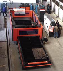 Опыт внедрения прогрессивных технологий на примере освоения технологии лазерной резки в ОАО «Коломенский завод»